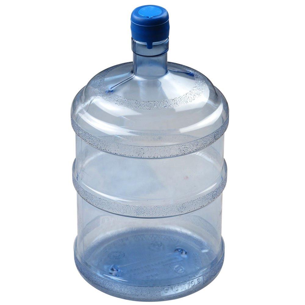食品级pc饮水机净水桶/纯净矿泉水桶5加仑压口