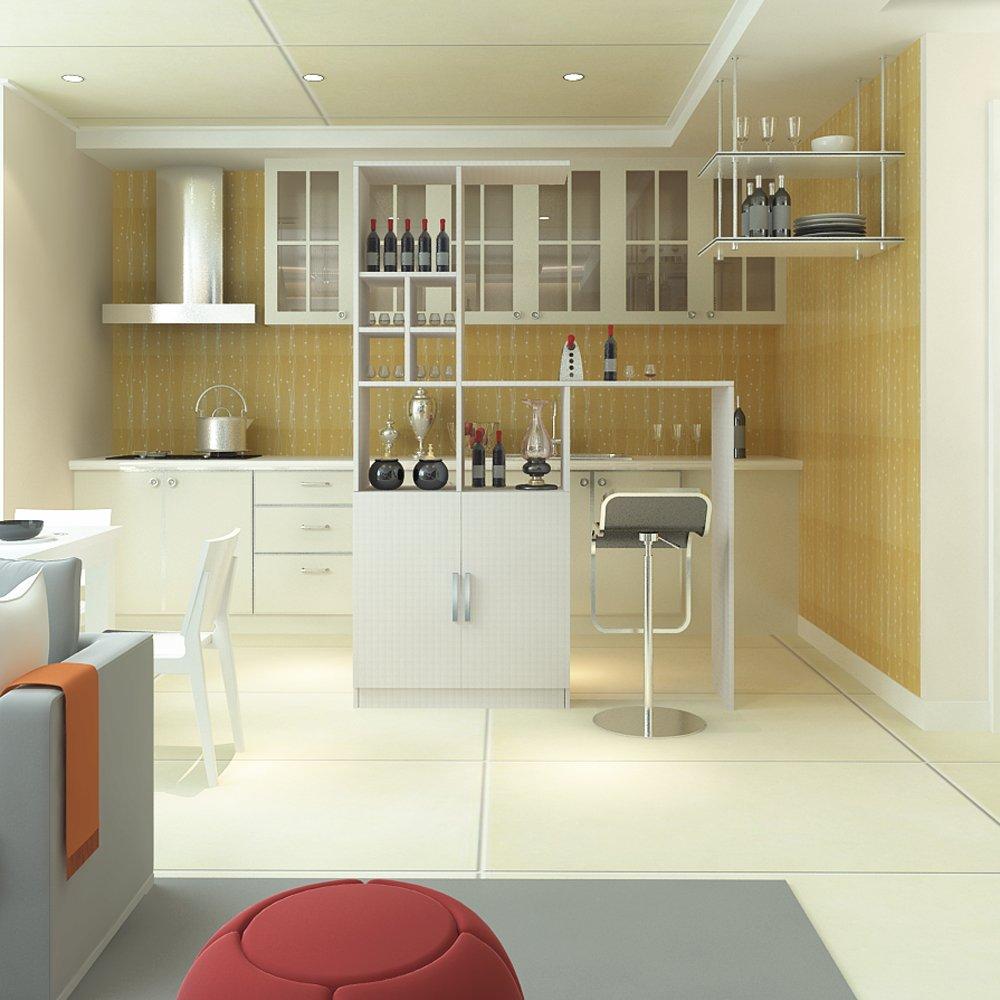 新款家用客厅吧台桌家居酒柜隔断式小吧台欧式酒吧台