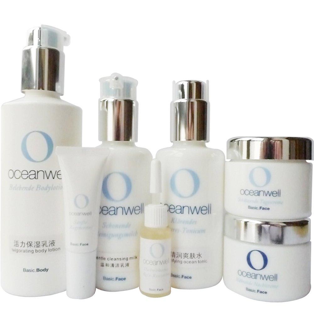 洗面奶 爽肤水 精华液 眼霜 乳液 面霜 这是不是正确的使用步骤
