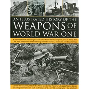 the weapons of world war i