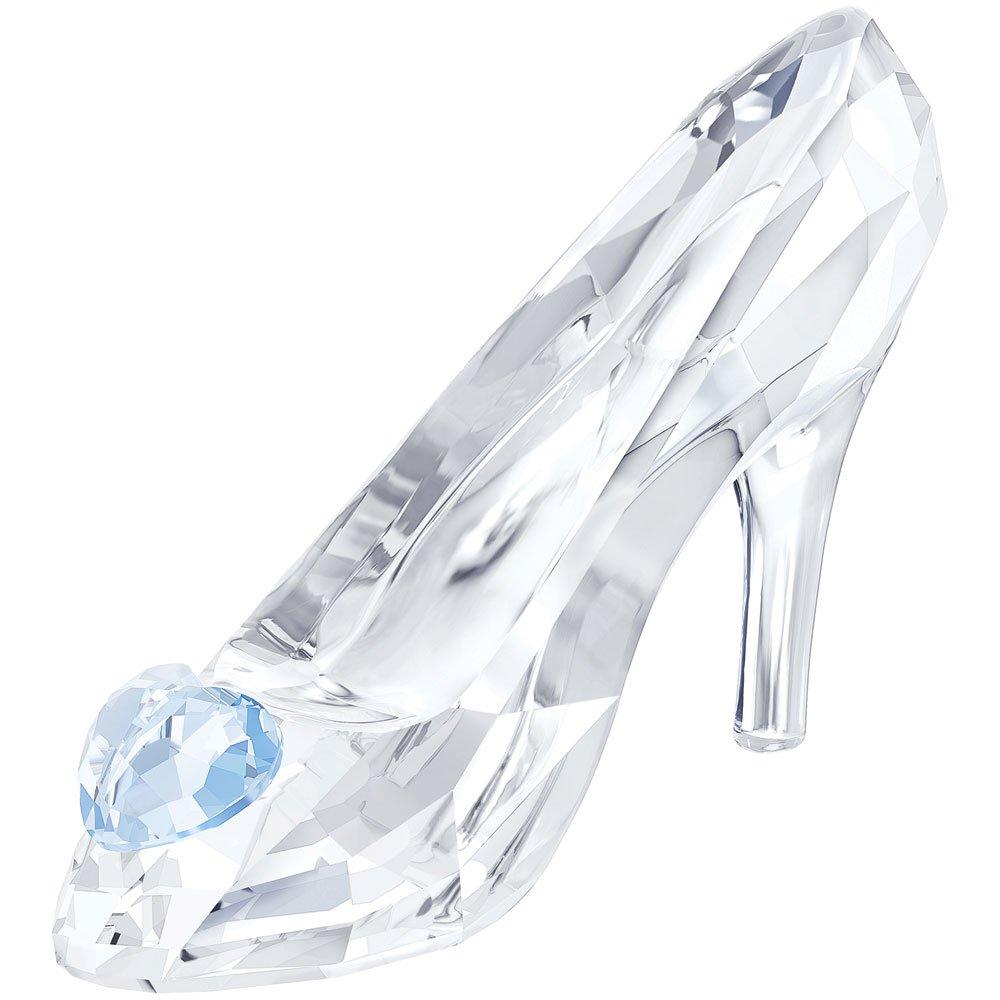 swarovski 灰姑娘水晶鞋水晶小塑像