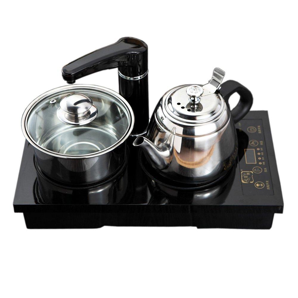 心愉乐 多功能电磁茶炉套装 (智能抽水 烧水消毒 触摸