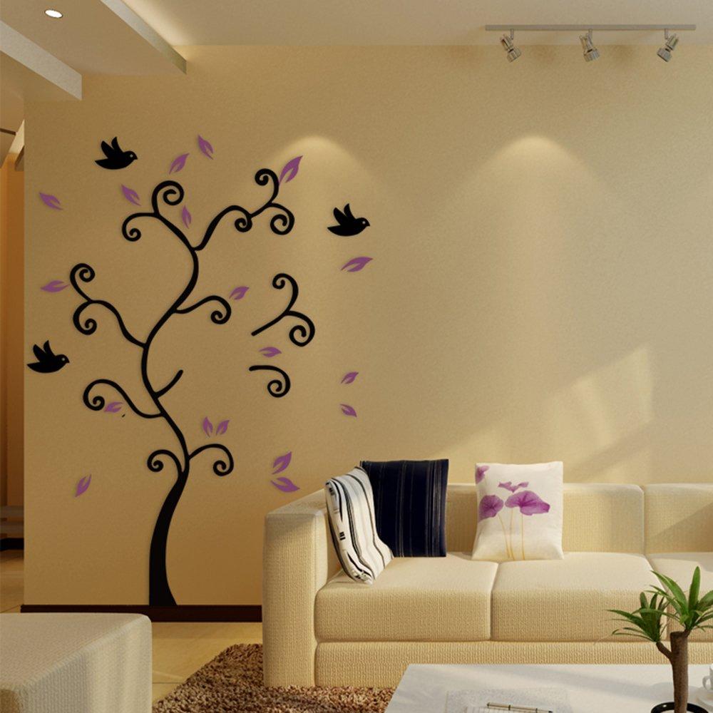 沙发电视背景墙墙贴