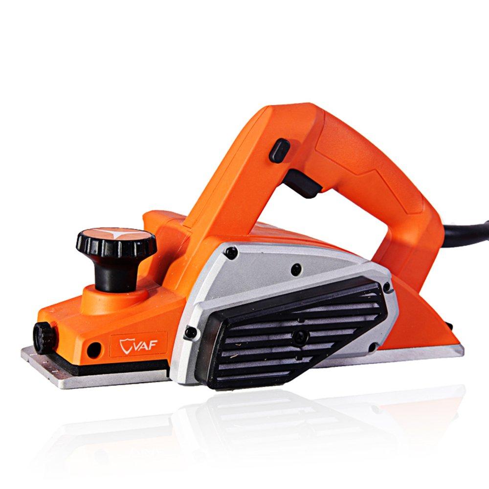 小金刚电动工具p7-82电刨710w功率木工专用刨削