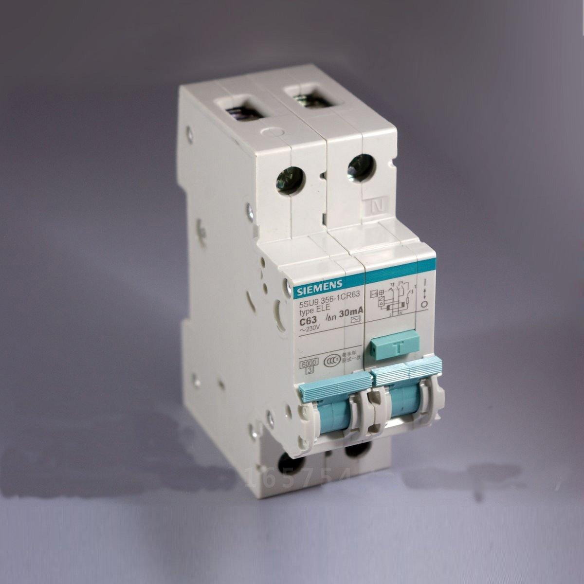 西门子 西门子漏电保护器家用漏电开关