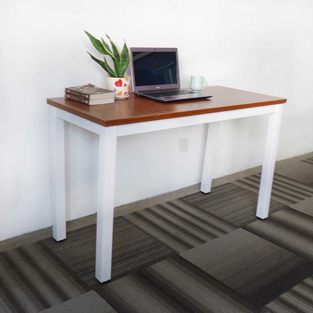 电脑桌简约桌子办公桌钢木桌台式电脑桌桌