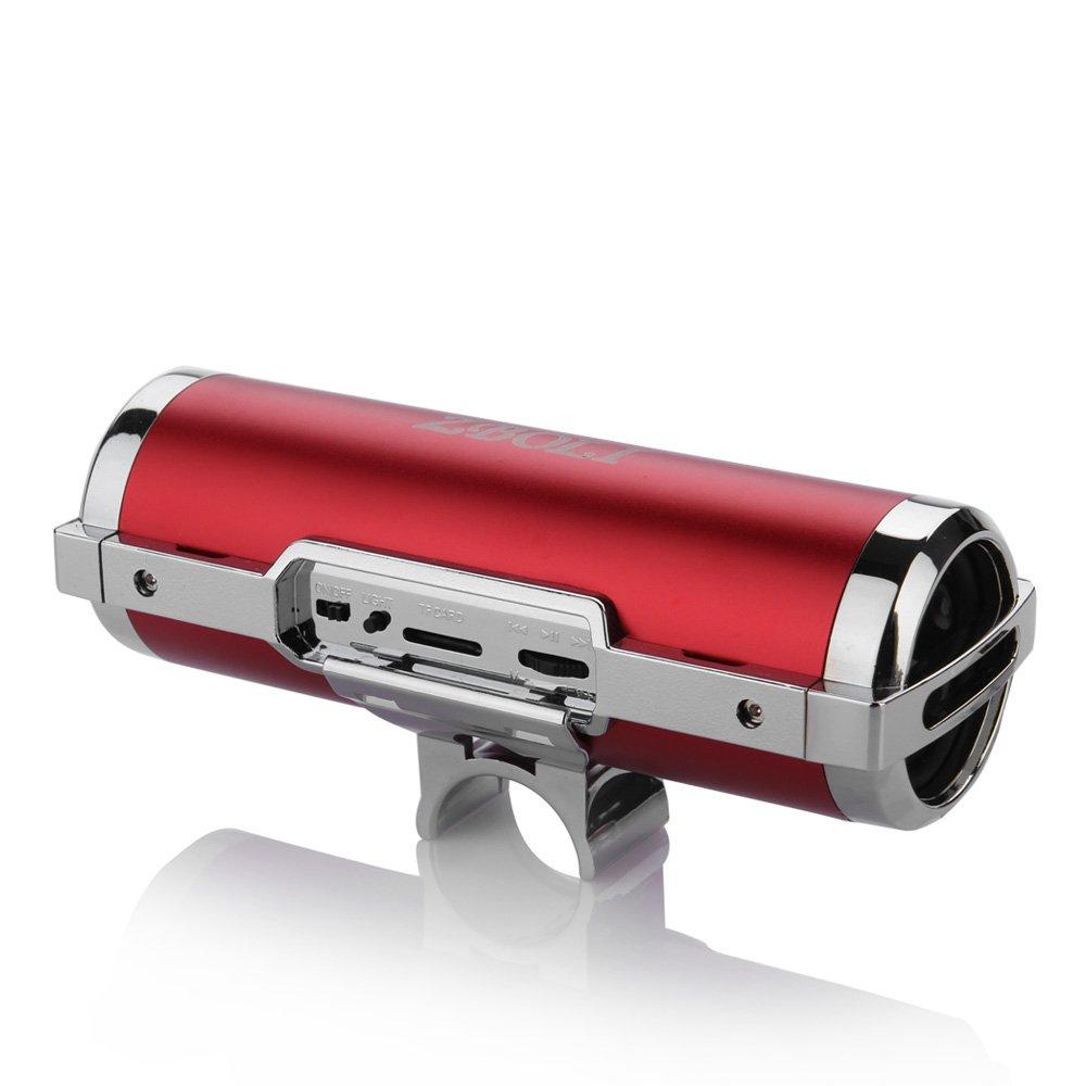 智能手机通用型手机平板高速充电宝 山地自行车专用强光手电灯 低音炮