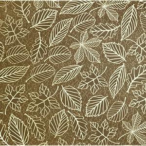 墙纸 壁纸 现代简约金色叶子