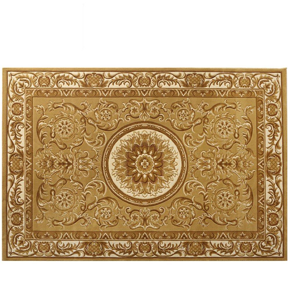 新中式彩水墨地毯贴图