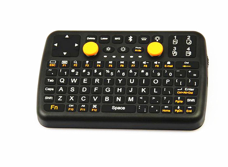 艾伦斯 游戏蓝牙键盘 游戏键盘 迷你键盘 手机平板游戏必备神器 顶级