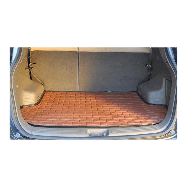 顺千吉 吉利08远景 帝豪ec7 汽车后备箱垫 专车专用 后备箱垫子 后仓