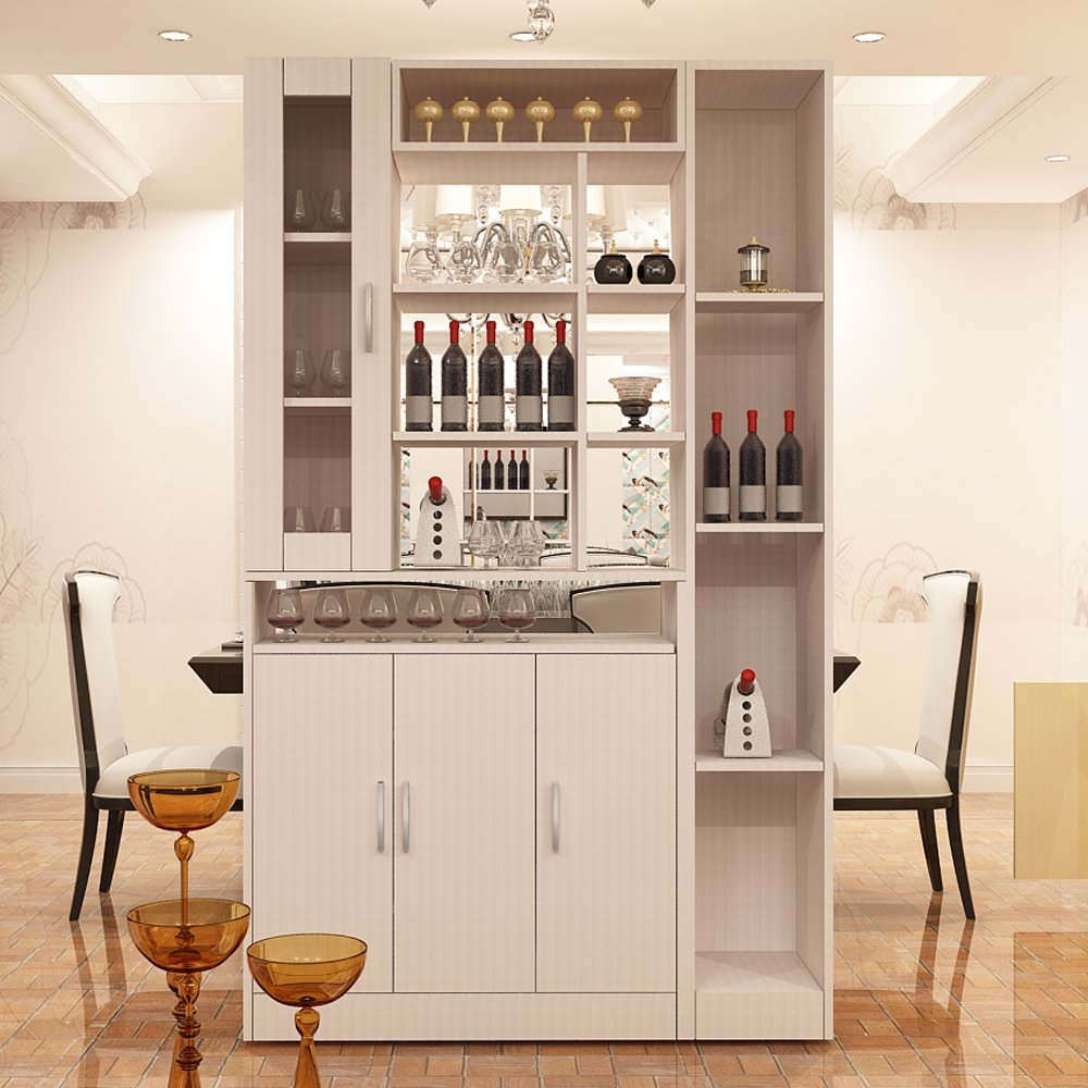 厨房隔断效果图 厨房隔断酒柜效果图 厨房隔断效果图 厨房隔断酒柜