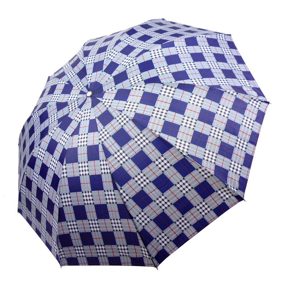 三人折叠超大雨伞创意个性男士大号伞10骨
