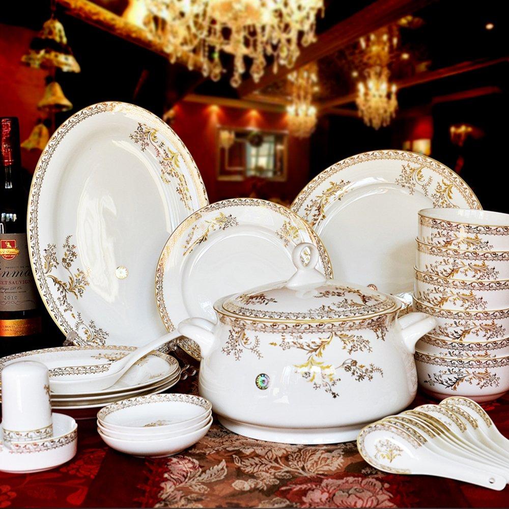 欧式家用餐具图片