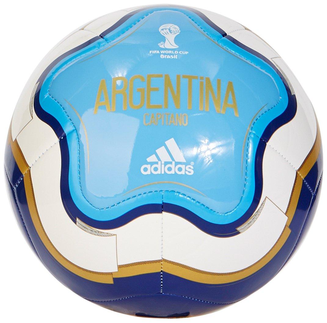 adidas 阿迪达斯 world cup系列 阿根廷足球 g83975 尊贵墨水蓝 f13