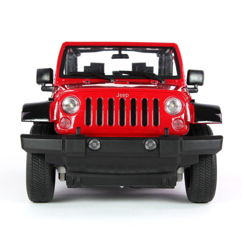 jeep1:9牧马人吉普越野车充电漂移