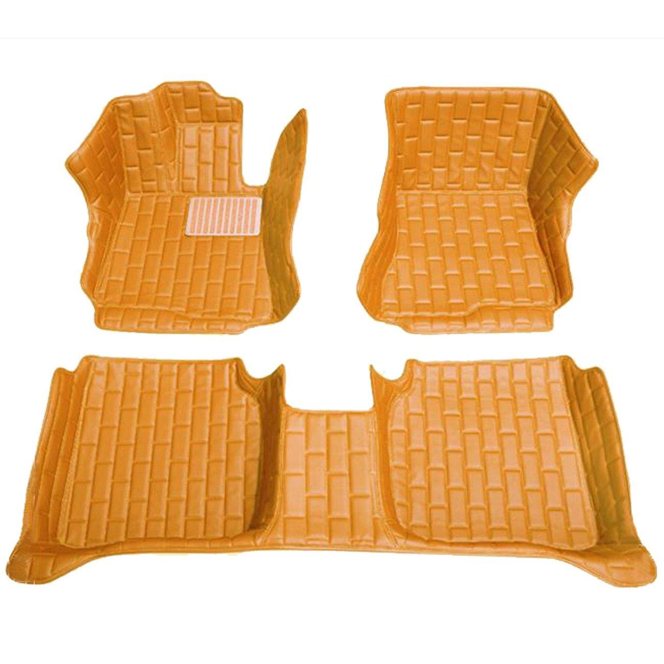 私人定制 丰田坦途 专车专用汽车脚垫 防滑踏板 印花汽车毛毯 可订做