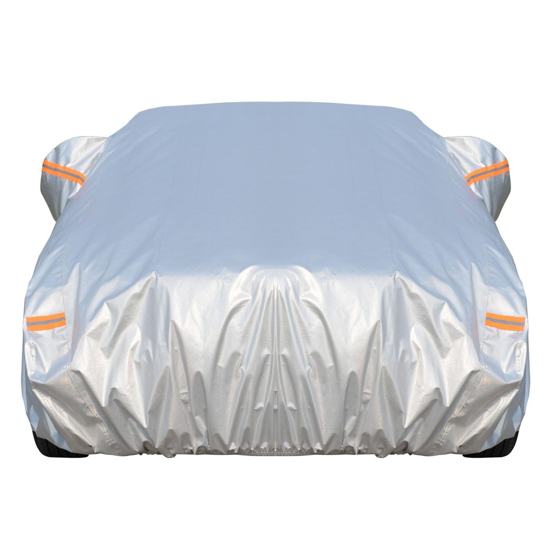 仟禧羊 标致3008专用汽车车衣 车罩 防雨防晒保暖防冻