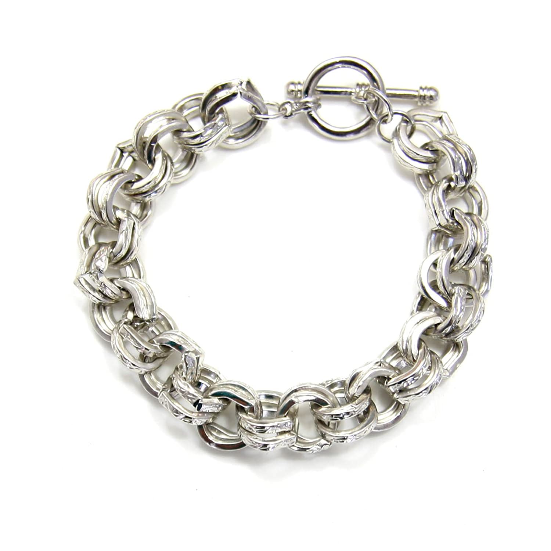 雕刻花纹手链-珠宝首饰-亚马逊中国