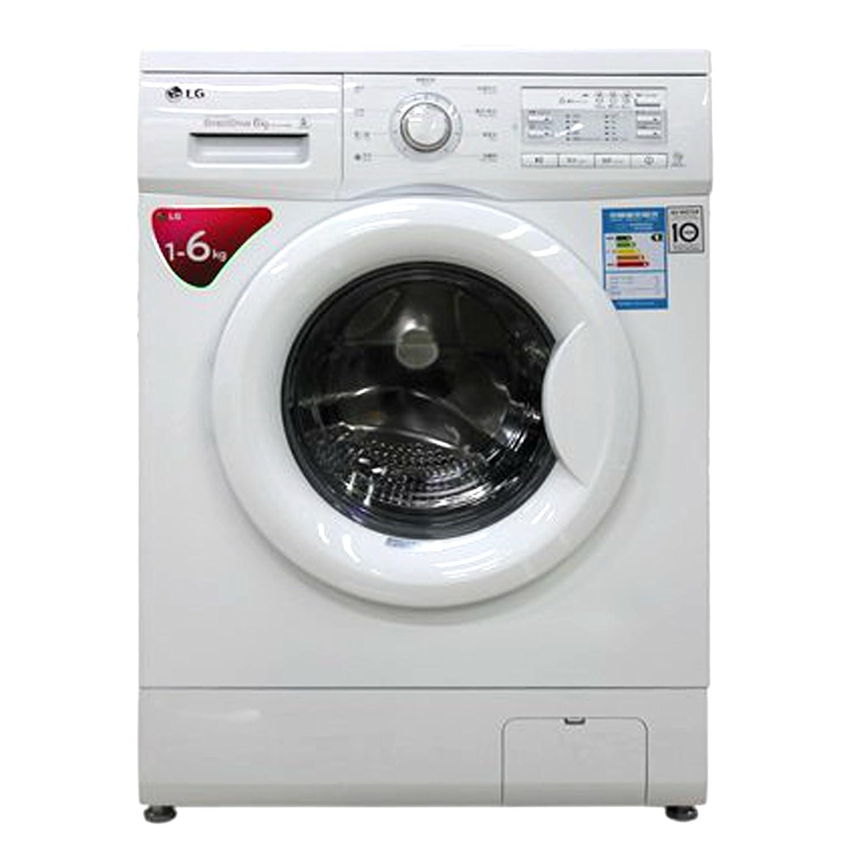 限时抢购:LG WD-N10440D 6kg滚筒洗衣机 ¥2099