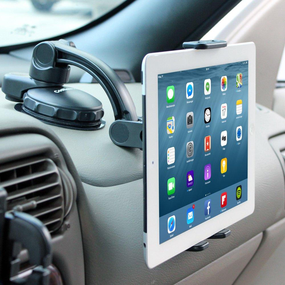 酷所思车载手机平板电脑支架 挡风玻璃吸盘支架 中控台 后背椅支架