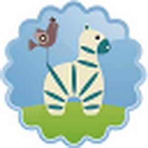 1)小动物的可爱卡通造型