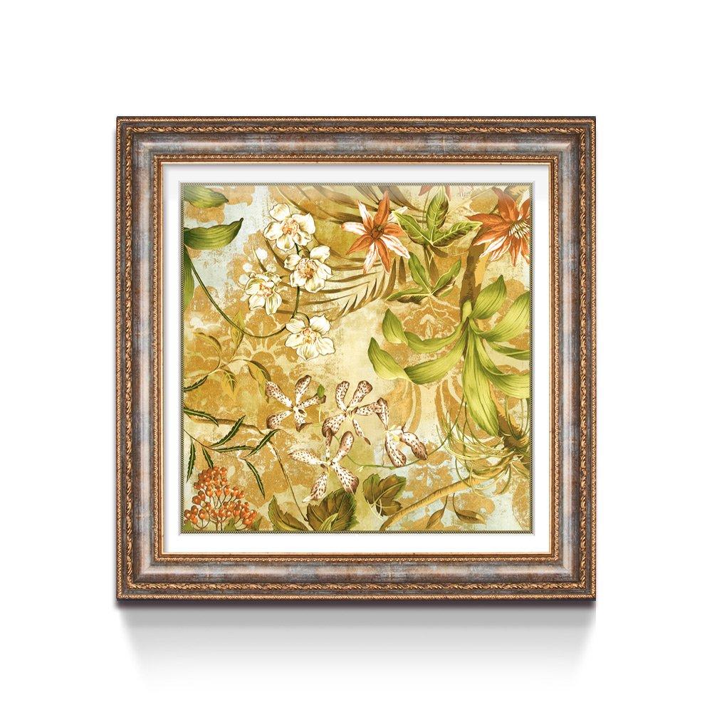北欧风格装饰画 花卉装饰画