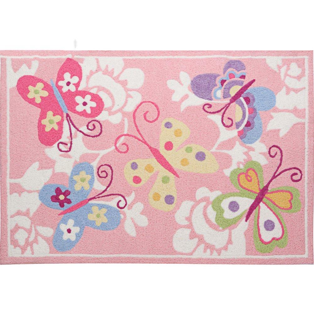 地毯床边毯可爱卡通爬行毯安全可机洗