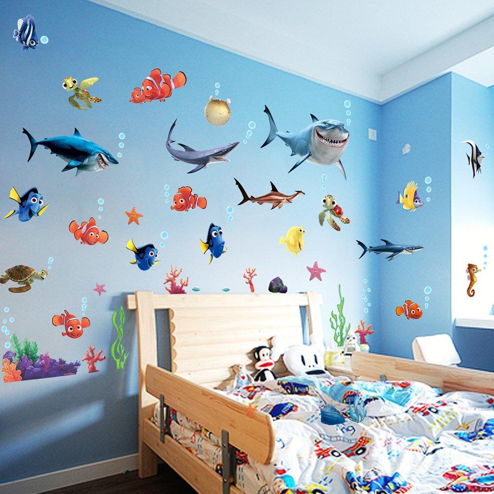 室房间装饰贴画