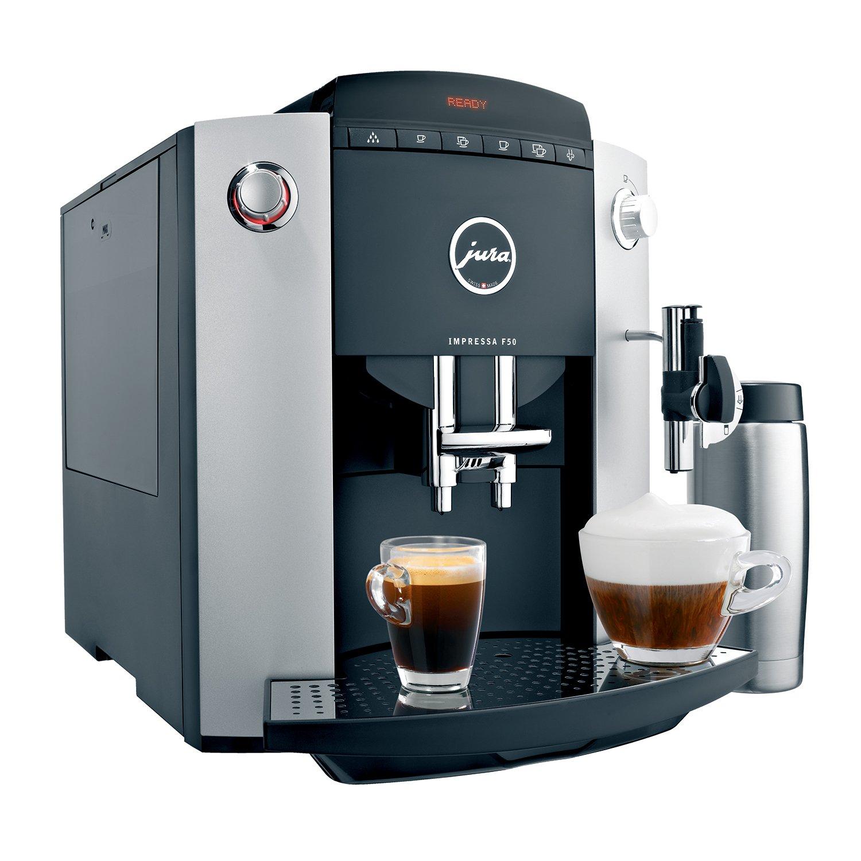 jura 优瑞 impressa f50c 全自动咖啡机图片
