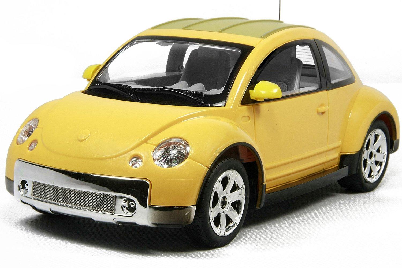 环奇 甲壳虫遥控车遥控汽车大众甲壳虫 黄色-玩具