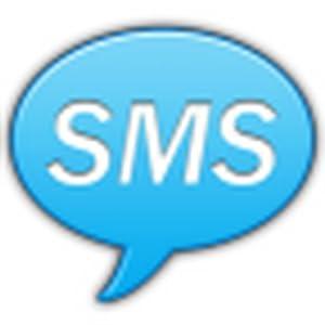 短信截图模板矢量图__电脑网络