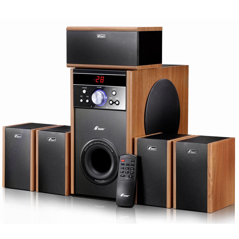 1音箱 家庭影院 立体声遥控音响