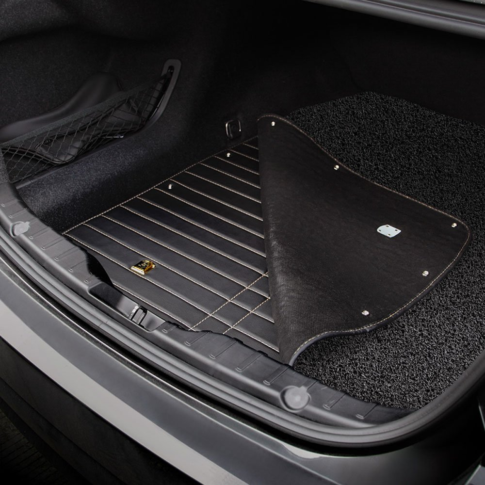 汽车内饰  后备箱垫  专车专用后备箱垫