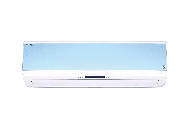 hisense海信壁挂式家用冷暖2匹变频空调kfr-50gw/09bp