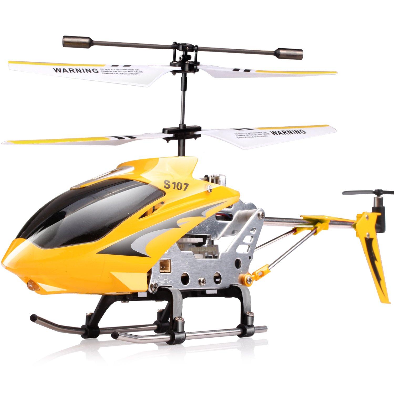 司马 遥控飞机 陀螺仪遥控直升机 s107g (稳定耐摔)(不同颜色随机发货