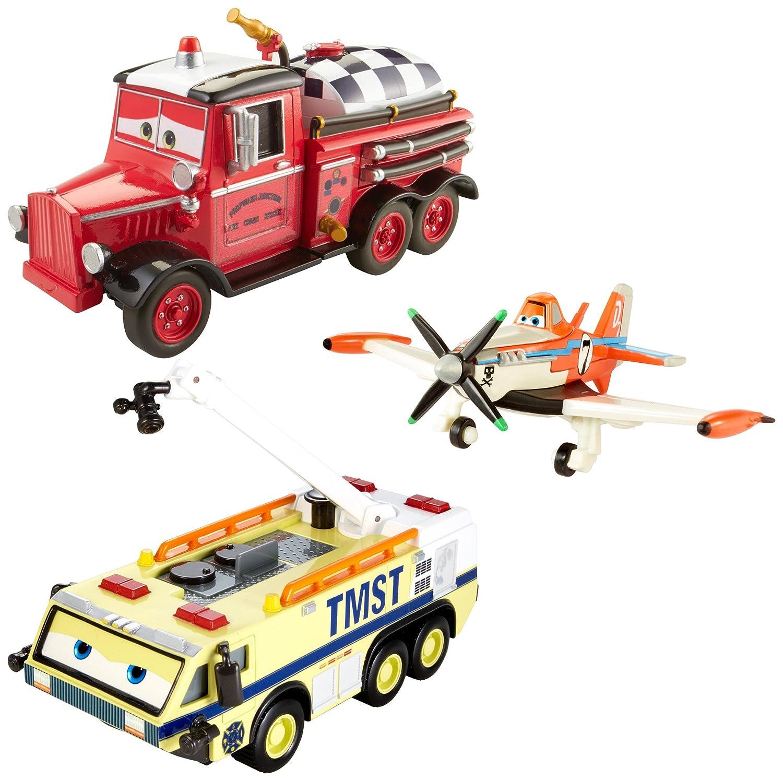 飞机总动员:火线救援之