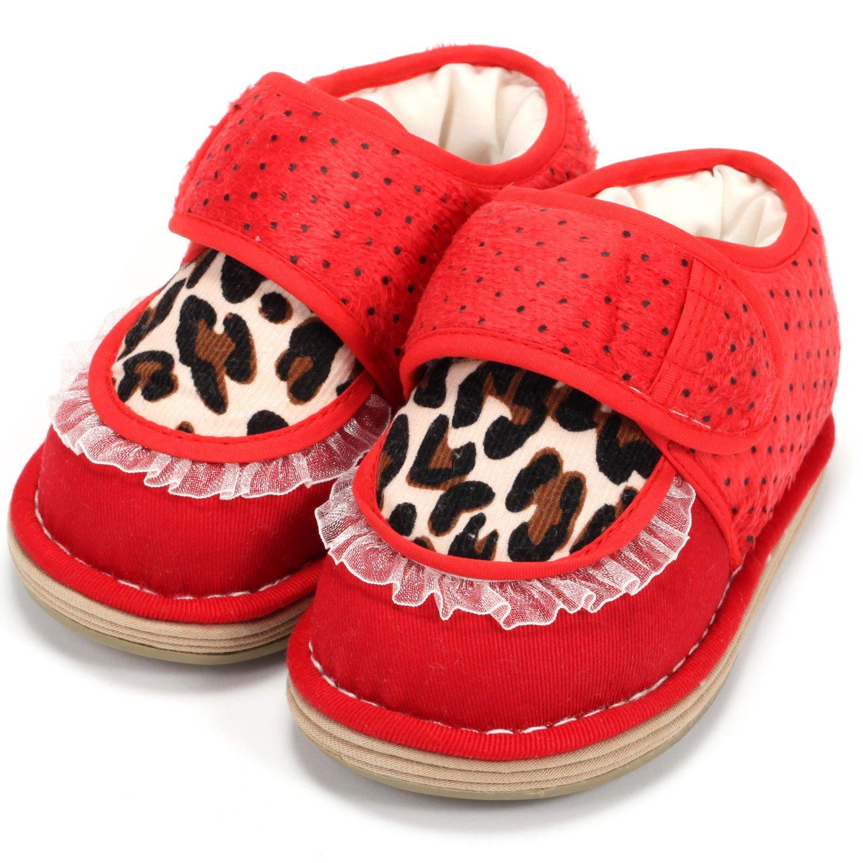 冬季宝宝棉鞋婴幼儿童纯棉手工布鞋