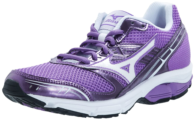 Mizuno 美津浓 入门级支撑型 女 跑步鞋WAVE IMPETU ¥299-50