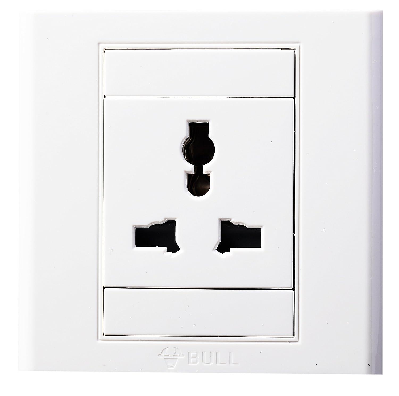 公牛三孔插座三个接线口怎么接线