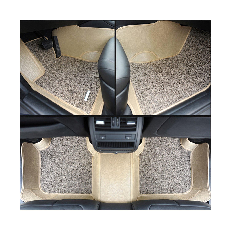 私人定制 中华v5 专车定做脚垫 全包汽车脚垫 石头花立体脚垫 汽车脚