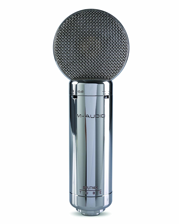 m-audio sputnik 电子管话筒