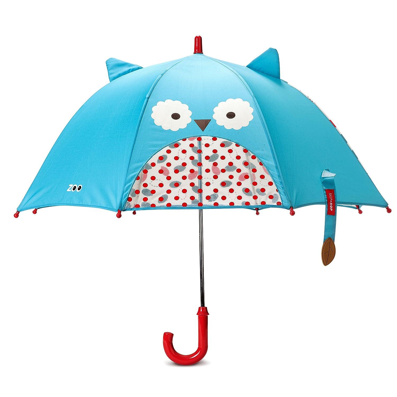 美国skip hop可爱动物园小童雨伞-猫头鹰sh235801