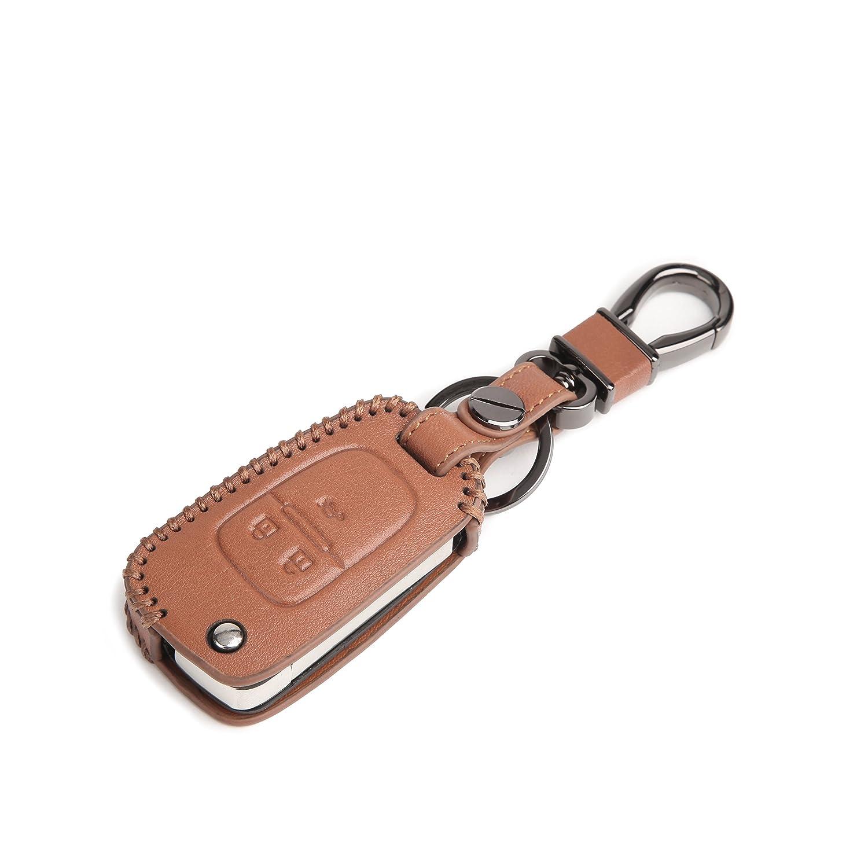 真皮汽车钥匙包别克昂科威雪佛兰英朗迈锐宝君威凯越科鲁兹钥匙套