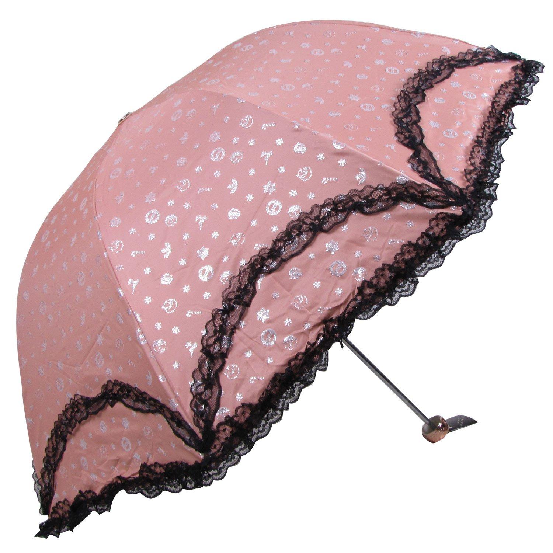 银胶蕾丝花边公主伞 蘑菇伞
