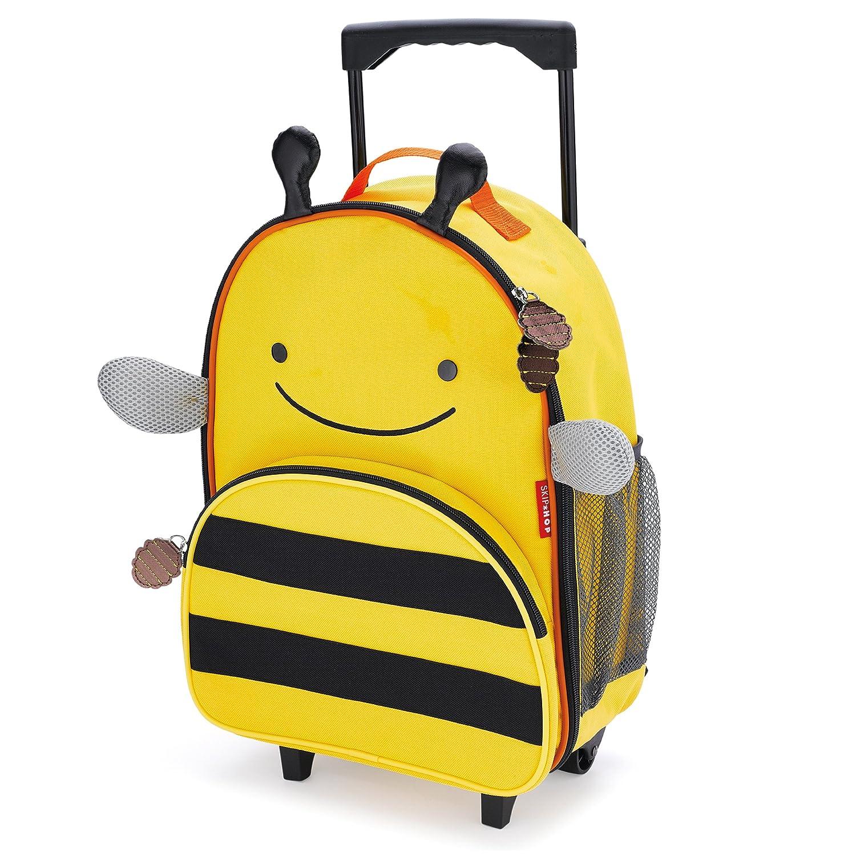 美国skip hop 可爱动物园小孩专用行李箱书包 - 小蜜蜂sh212305