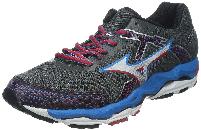 Mizuno 美津浓 男 跑步鞋WAVE ENIGMA 4  J1GC140202