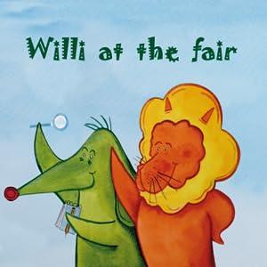 威利在游乐园—儿童经典魔幻冒险故事;国外大师级手绘