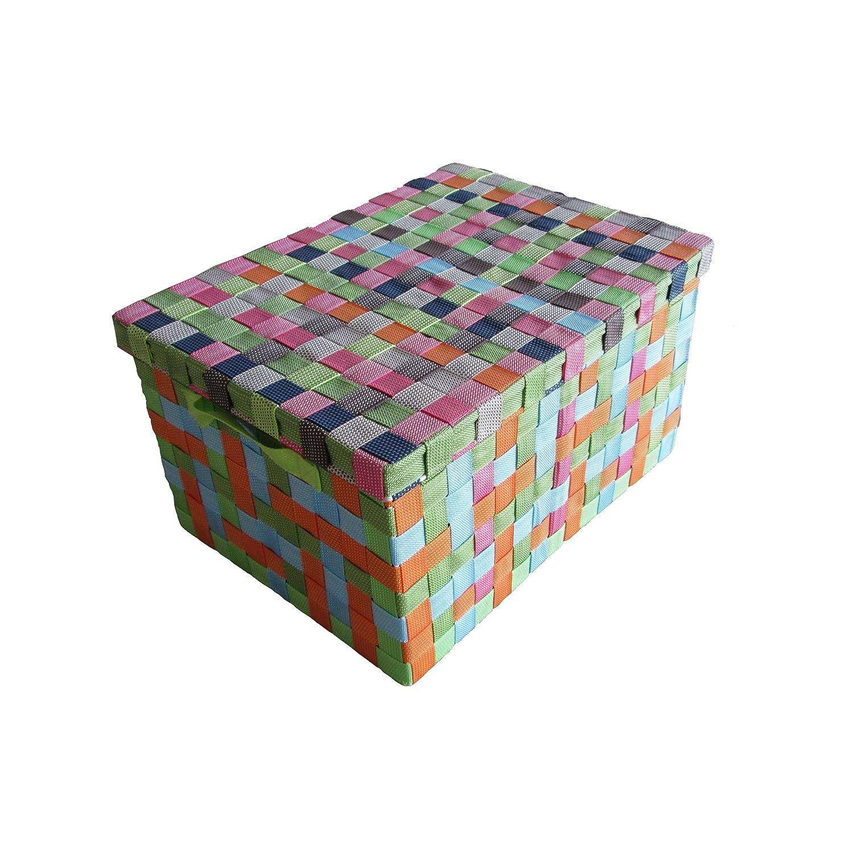 有盖的盒子折法图解