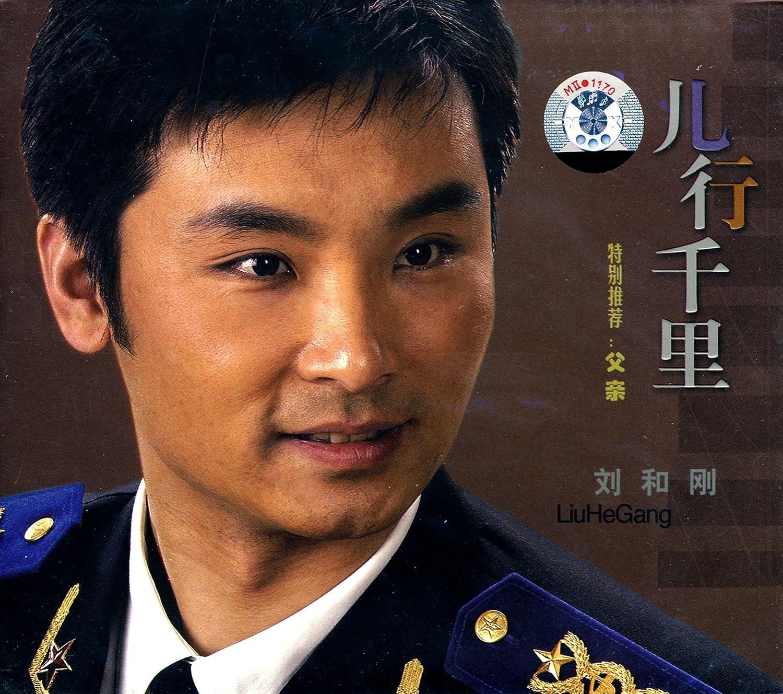 刘和刚:儿行千里(cd)